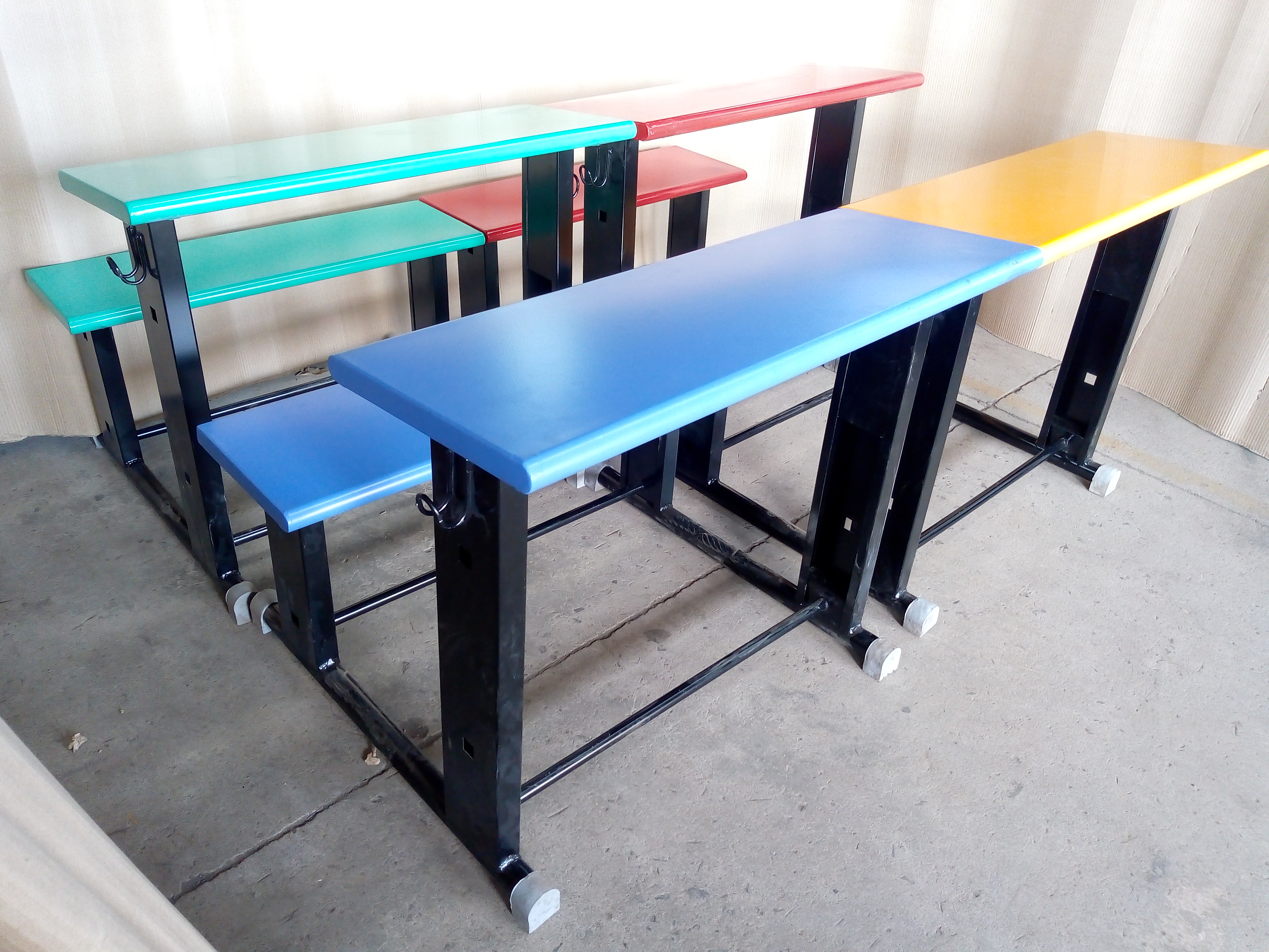 Kids Desk - Without Back and Undershelf
